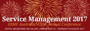 Service Management 2017 @ Sofitel Melbourne on Collins
