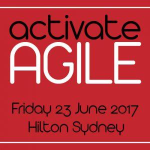 Activate Agile @ Hilton Sydney (488 George St, Sydney)