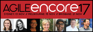 Agile Encore 2017 - Brisbane @ The State Library of Queensland