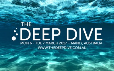 Taking the plunge: creating The Deep Dive
