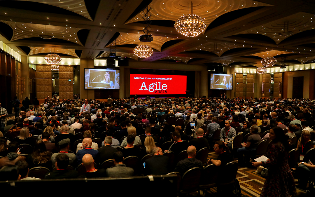 A Decade Doing It! Reflections on the Tenth Anniversary of the AgileAus Conference.