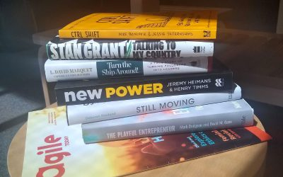 The AgileAus Holiday Reading Guide