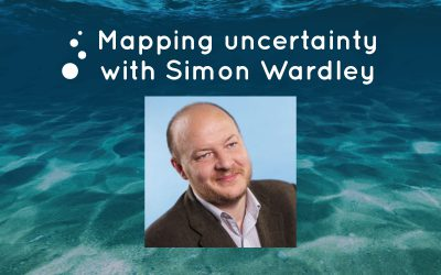 Mapping uncertainty with Simon Wardley