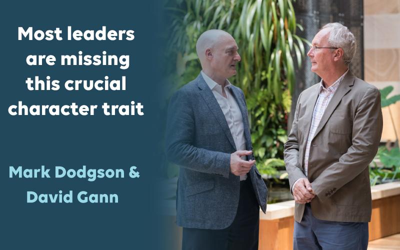 Mark Dodgson & David Gann - AgileTODAY#21