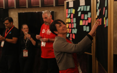 To Agility and Beyond – building the program for AgileAus20