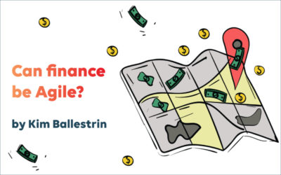 Can finance be Agile?