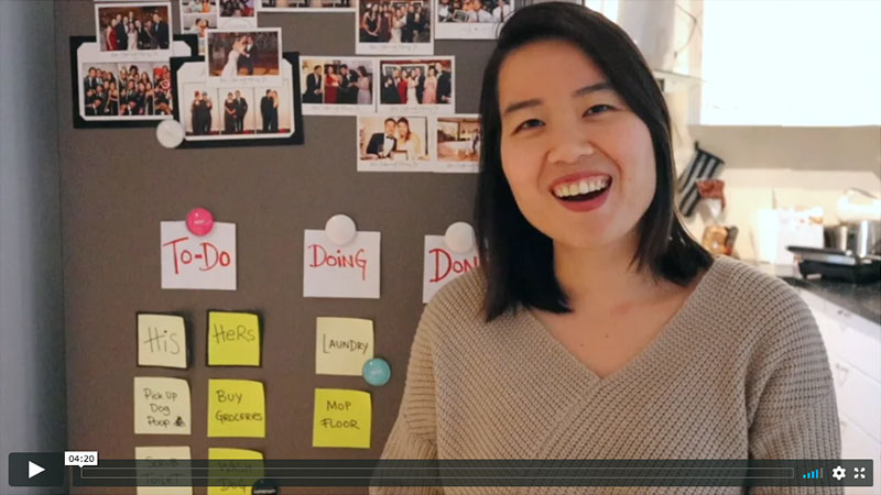 #EverydayAgile: Lucy Munanto on using Agile to help save your marriage