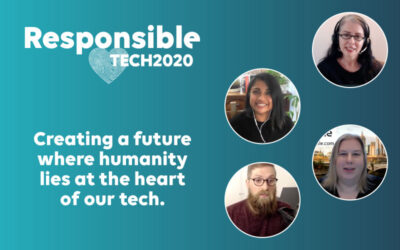Reflections of ResponsibleTech Summit 2020